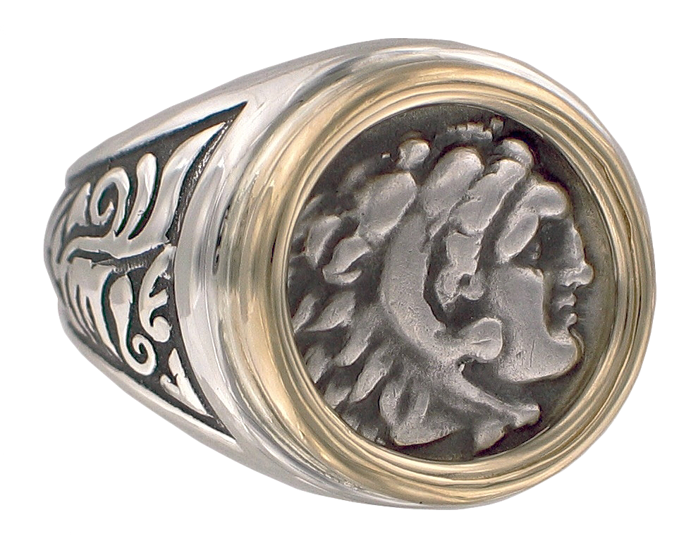 silver open lion sterling shop rings ancient size ring greek torc jewelry