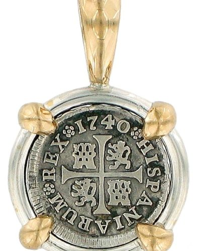 Spanish and Portuguese Coin Pendants