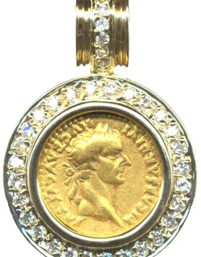 Roman Coin Pendants
