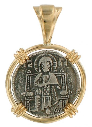 Byzantine Coin Pendants
