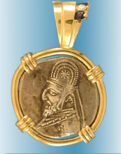 Orodes Pendant
