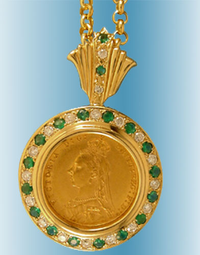 European and Medieval Coin Pendants – Page 3 – Ancient Creations
