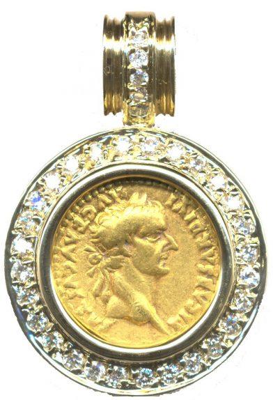 Roman Coin Pendants
