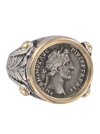 Antoninus Ancient Coin Jewelry